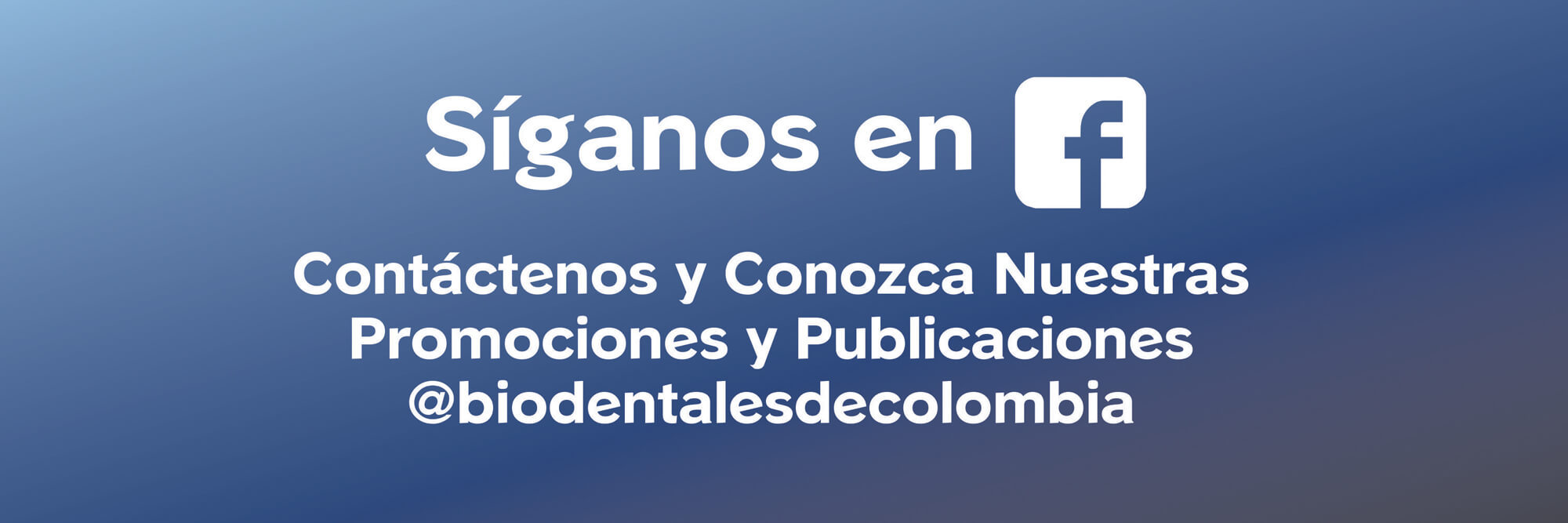 facebookBiodentales