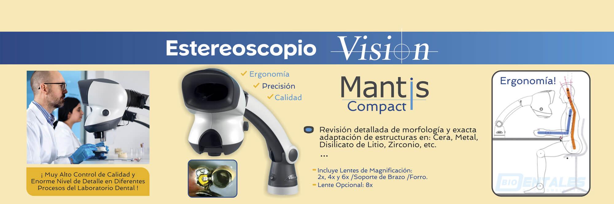 EstereoscopioVision-Biodentales